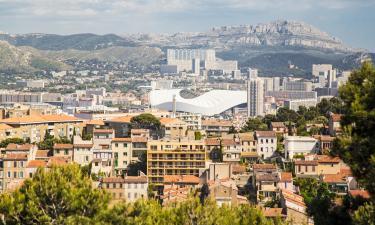 Hotels near Orange Velodrome Stadium