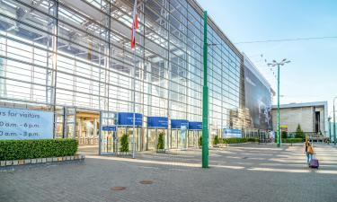 Hotels near Poznan International Fair