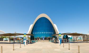 Hoteles cerca de Oceanográfico