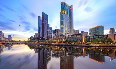 Hotels near Crown Casino Melbourne