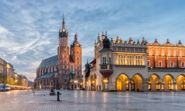 Krakauer Marktplatz: Hotels in der Nähe