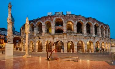 Arena di Verona: hotel