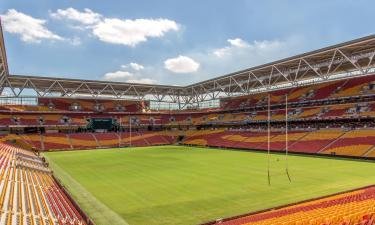 Hotéis perto de: Suncorp Stadium