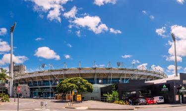 Hotels near The Gabba - Brisbane Cricket Ground