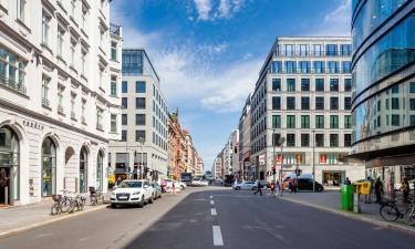Hotels near Friedrichstrasse