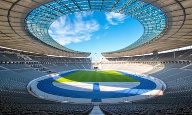 Hotels near Berlin Olympic Stadium