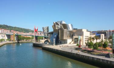 Hotels near Guggenheim Museumd, Bilbao
