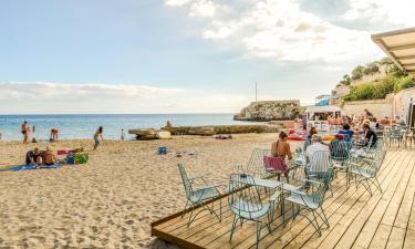 卡拉主海灘(Cala Major Beach)附近的飯店