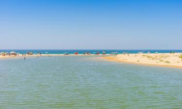 Hotels near Salgados Beach