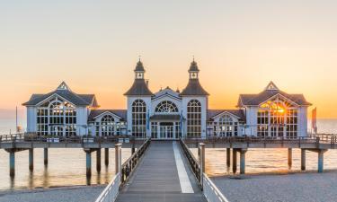 Seebrücke Sellin: Hotels in der Nähe