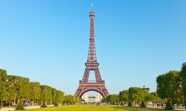 Hôtels près de: Tour Eiffel