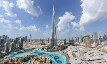 Hotel dekat Burj Khalifa