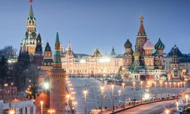 Красная площадь: отели поблизости