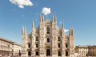 Hotels near Duomo di Milano