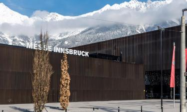 Messe Innsbruck: Hotels in der Nähe