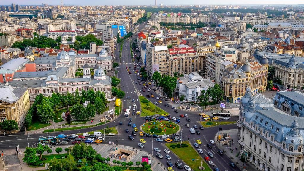 Hilton Garden Inn Bucharest