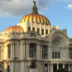 The Museum of Fine Arts, Mexico City