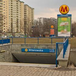 Stacja metra Wilanowska