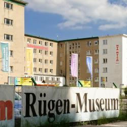 Rügen-Museum und NVA-Museum Prora