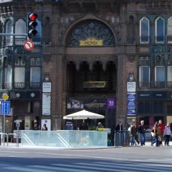 Ferenciek Tere Metro Station