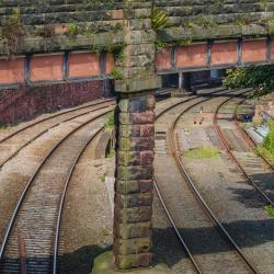 Chester Train Station