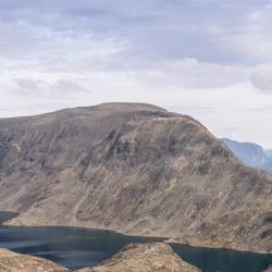 Гора Бессеген, Hindseter