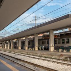 Caserta Train Station