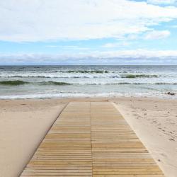 博達沙海灘度假村(Böda Sand), 比克瑟爾克魯克