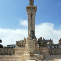 Plaza de España de Cádiz