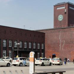 Oberhausen Central Station