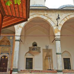 Gazi Husrev-beg Mosque in Sarajevo, Sarajevo