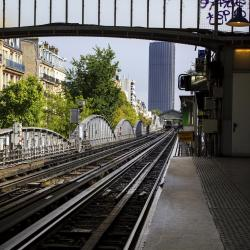 La Motte Picquet-Grenelle Metro Station