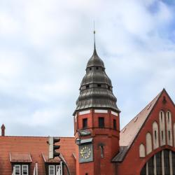 Stralsund Central Station