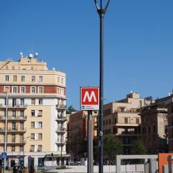 Stazione metro Sant'Agnese/Annibaliano