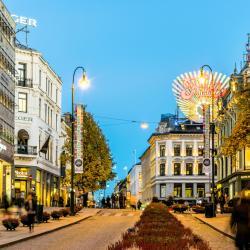 Улица Карла Йохана, Осло