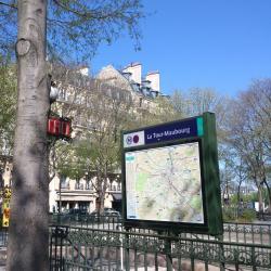 La Tour-Maubourg Metro Station