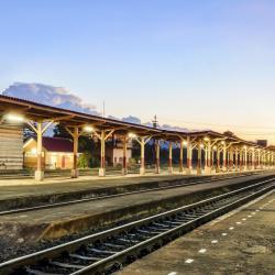 สถานีรถไฟขอนแก่น
