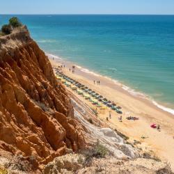 Falésia Beach - Rocha Baixinha