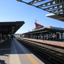 Neratziotissa Railway Station