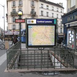 Cardinal Lemoine Metro Station