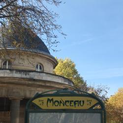Σταθμός Μετρό Monceau