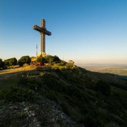 Milenijski križ, Skoplje