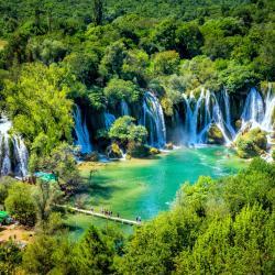 Kravica Waterfall, Ljubuški