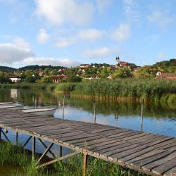 Inner Lake of Tihany