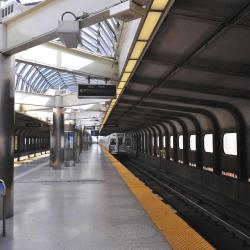Yorkdale Metro Station