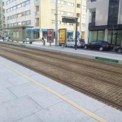 Matosinhos Sul Metro Station