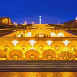 Yerevan Cascade, Yerevan