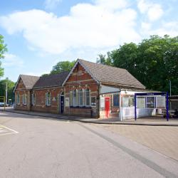 Frimley Train Station