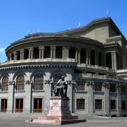 Армянский академический театр оперы и балета, Ереван