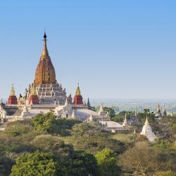The 10 Best Hotels Near Bagan Archaeological Museum In Bagan Myanmar